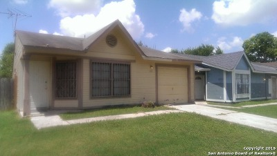 San Antonio TX Single Family Home New: $44,900