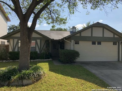 San Antonio TX Single Family Home New: $135,000