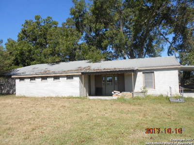 Guadalupe County Single Family Home New: 13502 I-10 W