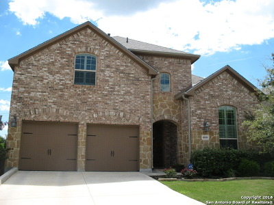 San Antonio Single Family Home New: 18303 Valencia Vista