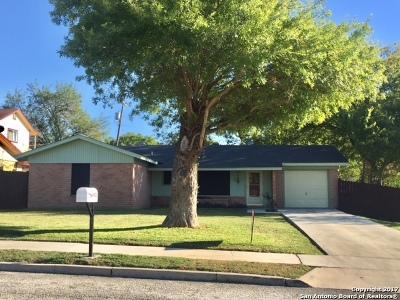 San Antonio TX Single Family Home New: $127,000