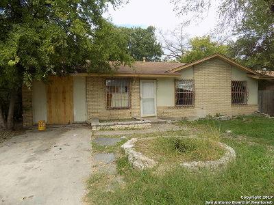 San Antonio TX Single Family Home New: $75,000
