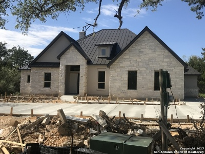 New Braunfels Single Family Home For Sale: 933 Coolabah