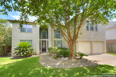 San Antonio Single Family Home Back on Market: 510 Roble Real