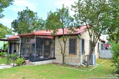 San Antonio Single Family Home For Sale: 716 Linares St