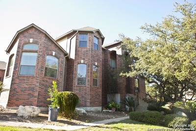 San Antonio Single Family Home Back on Market: 21915 Roan Blf
