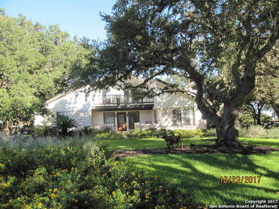 Boerne Single Family Home For Sale: 29238 Seabiscuit Dr