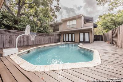 Alamo Heights Rental For Rent: 201 Montclair St