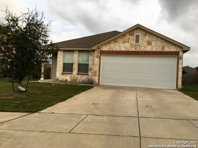 Selma Single Family Home For Sale: 7710 Ruidoso Rally
