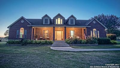 Cibolo, Schertz, Selma, Universal City Single Family Home For Sale: 453 Tolle Rd