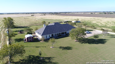 Guadalupe County Single Family Home For Sale: 495 Koebig Rd