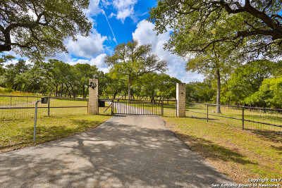 Boerne Single Family Home For Sale: 35 Guthrie Rd