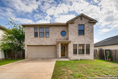 San Antonio Single Family Home Back on Market: 5926 Walnut Mill Dr