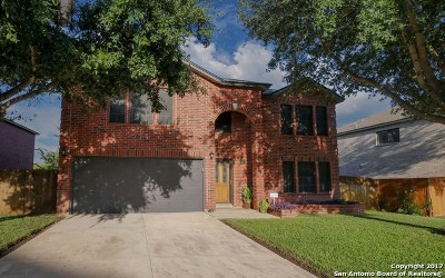 Converse Single Family Home Price Change: 8431 Parry Path