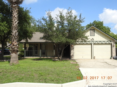San Antonio Single Family Home For Sale: 11449 Fort Wyne Dr