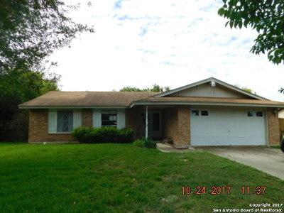 Single Family Home Back on Market: 7819 Melbury Frst