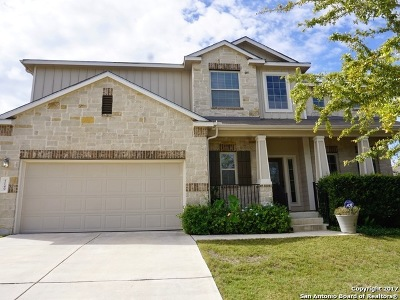 Schertz Single Family Home For Sale: 5149 Eagle Valley St