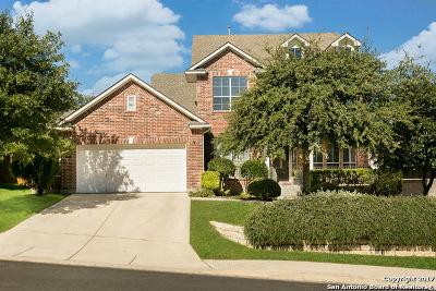 Single Family Home For Sale: 18723 Keegans Blf