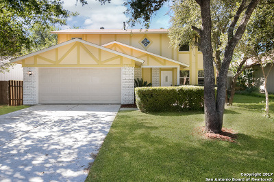 San Antonio TX Single Family Home Back on Market: $169,900