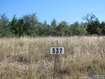 Residential Lots & Land For Sale: 537 Cantera Rdg