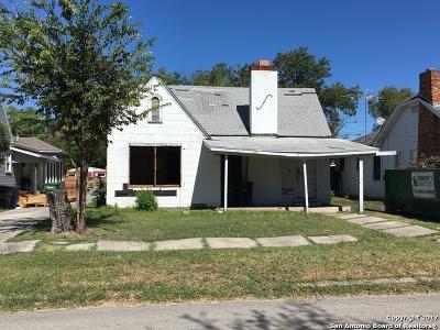 Single Family Home Price Change: 1407 W Mistletoe Ave