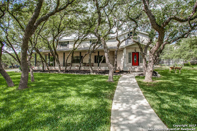Timberwood Park Single Family Home For Sale: 816 Rushing Waters St