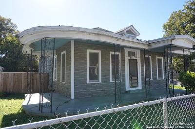 Single Family Home For Sale: 132 Rehmann St
