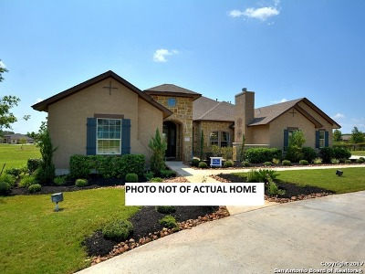 New Braunfels Single Family Home For Sale: 1410 Tramonto