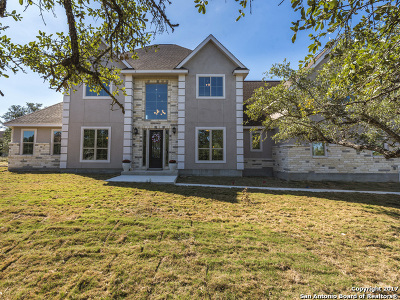 New Braunfels Single Family Home For Sale: 266 Cambridge Dr