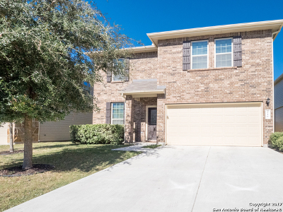 Cibolo Single Family Home For Sale: 216 Dove Hill