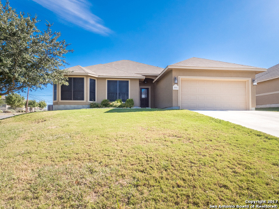 Guadalupe County Single Family Home For Sale: 2011 Sungate Dr