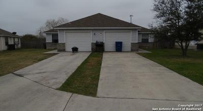 San Antonio Multi Family Home Back on Market: 13011-13013 Oconnor Cv