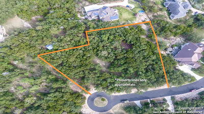 Boerne Residential Lots & Land For Sale: 8375 Tradition Trl