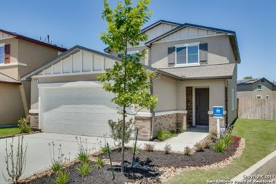 San Antonio TX Single Family Home Back on Market: $242,000