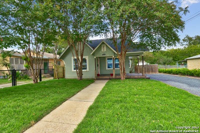 Bexar County Single Family Home Active RFR: 721 E Myrtle St
