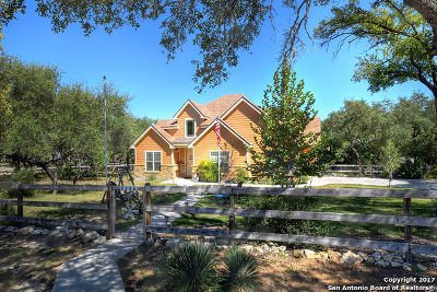 San Antonio Single Family Home Back on Market: 3238 Morning Vis