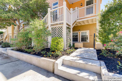 Bexar County Condo/Townhouse For Sale: 400 E Guenther St #1103