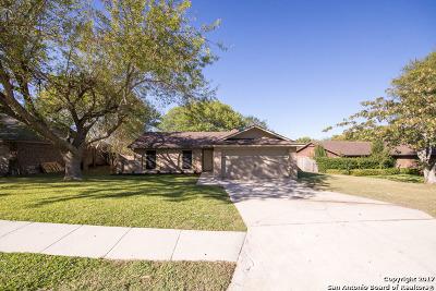Schertz Single Family Home Back on Market: 5001 Brookhead Ln