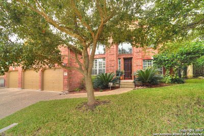Heights At Stone Oak Single Family Home Price Change: 406 Carpenter Cir