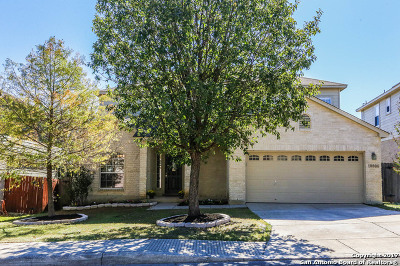 Helotes Single Family Home For Sale: 10806 Marot Fld
