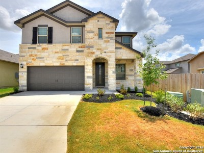 Single Family Home For Sale: 12514 Elemina Trail