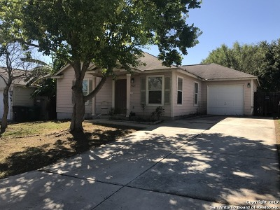 Single Family Home For Sale: 7423 Monte Seco