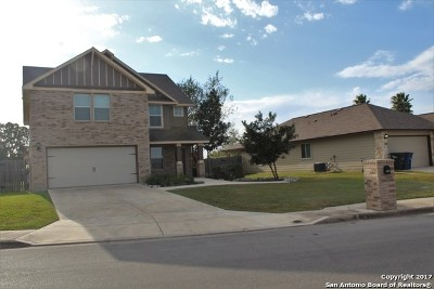 Guadalupe County Single Family Home Price Change: 2024 N Ranch Estates Blvd