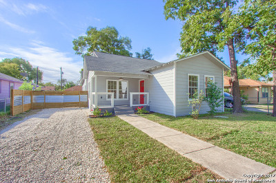Single Family Home For Sale: 1134 W Lullwood Ave