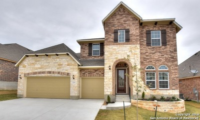 Single Family Home For Sale: 12619 Ozona Ranch