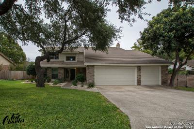 San Antonio Single Family Home Price Change: 2223 Encino Loop
