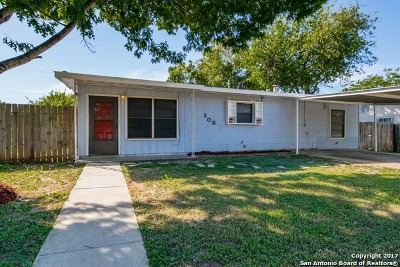 Single Family Home Price Change: 206 Pinehurst Blvd