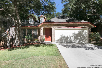 San Antonio Single Family Home Back on Market: 4611 Rock Nettle