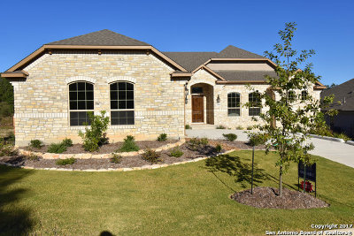 Johnson Ranch, Johnson Ranch - Comal Single Family Home For Sale: 31008 Preta Way