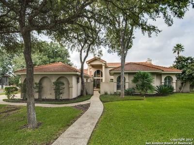San Antonio Single Family Home For Sale: 14003 Bluff Park Dr